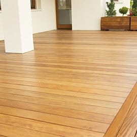 Deski tarasowe drewniane garapa