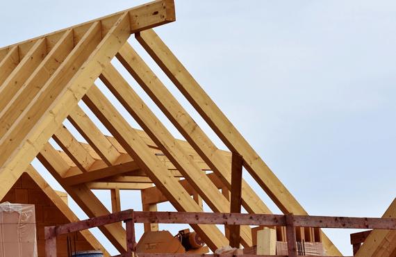 więźba na dachu