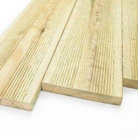 Deski tarasowe drewniane sosna