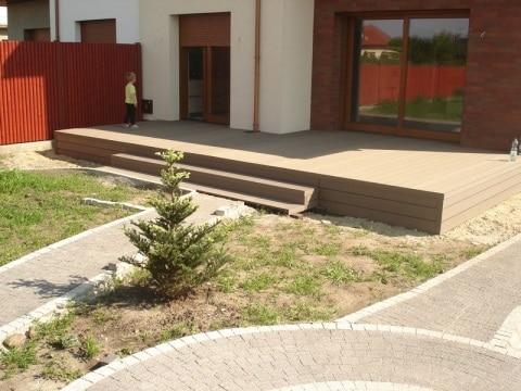 Taras na Bielanach Wrocławskich