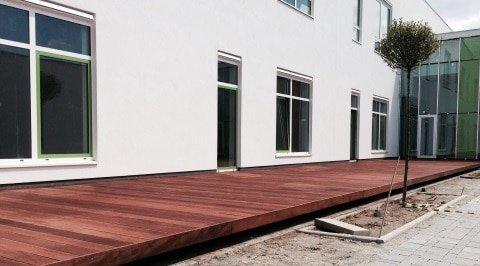 Berger Bau – Szkoła w Tyńcu Małym